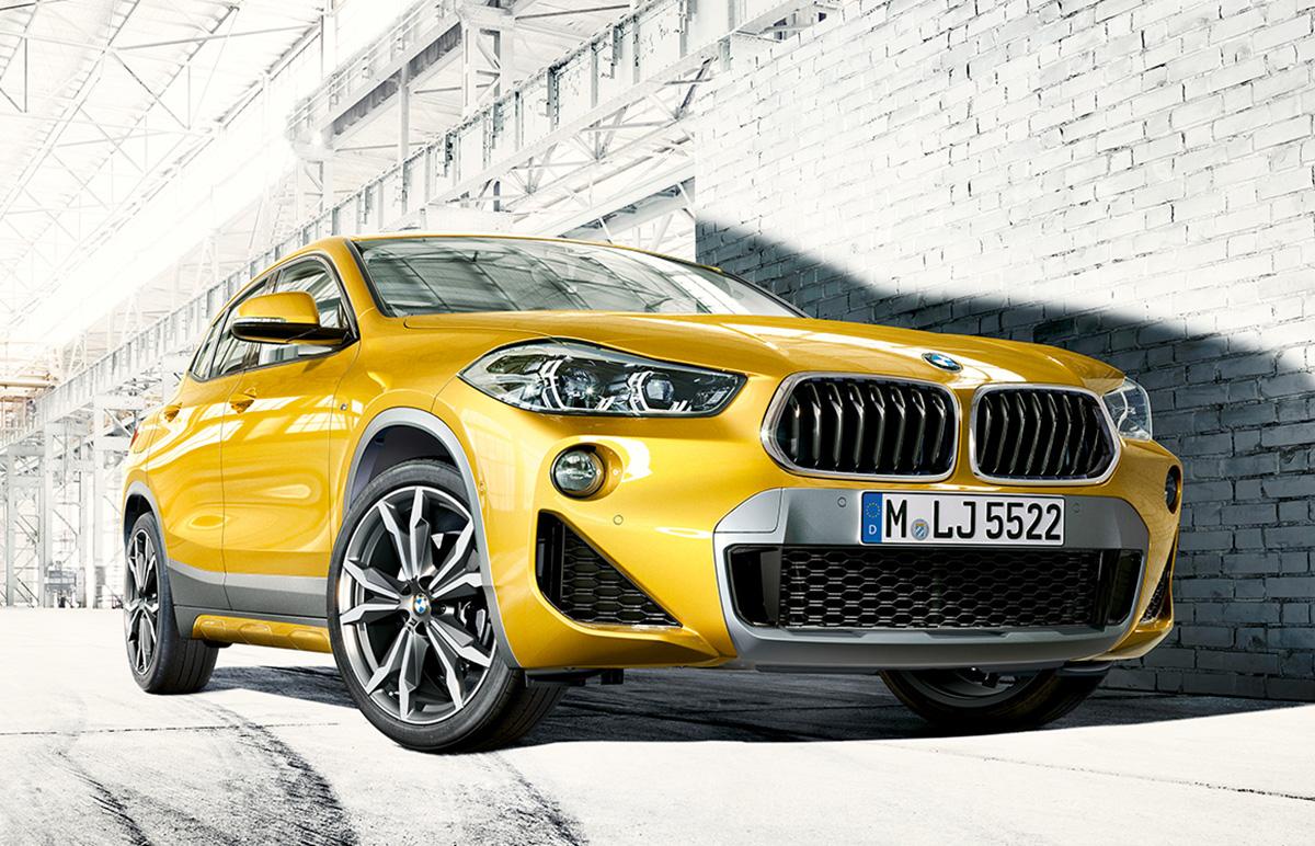BMW X2 cu pachet Advantage Plus
